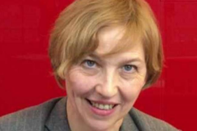 Anne Pr�vot, DSI de la CNAF, a men� un projet dans un cadre r�glementaire non-stabilis�. (cr�dit : D.R.)
