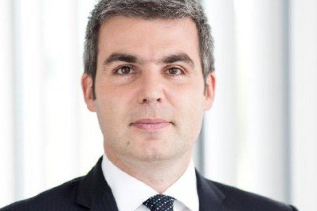 Laurent Wittmann, président de la filiale française de Grenke, vise une croissance à deux chiffres pour 2016. (Crédit D.R.)