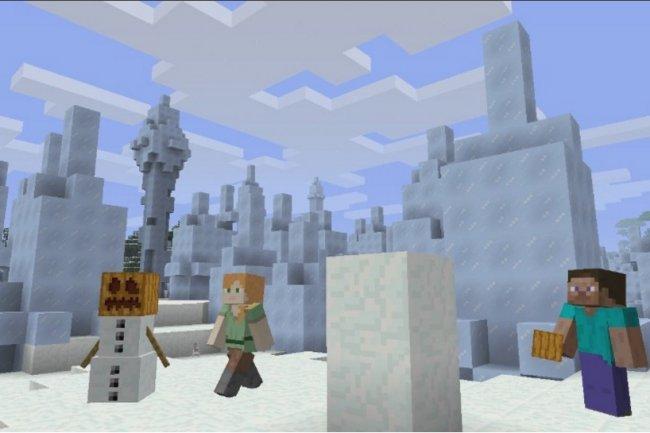 Les chercheurs de Microsoft apprennent � leurs AI � explorer les mondes de Minecraft.