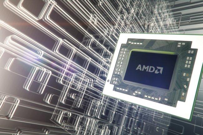 En perte de vitesse sur les marché des PC et des serveurs, AMD espère rebondir sur celui des puces graphiques pour mobiles.