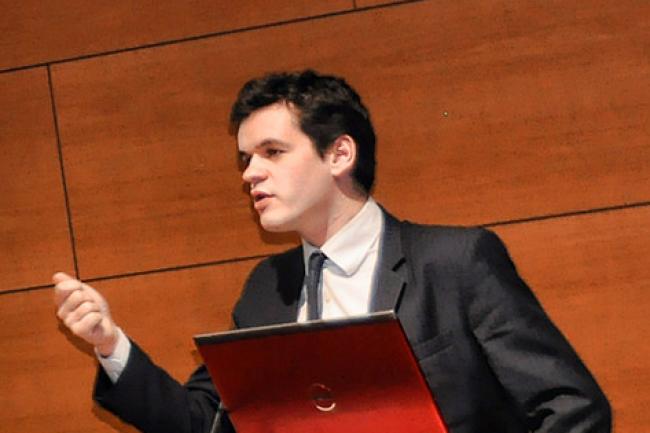 Matthieu Rauscher est vice-pr�sident des ventes US d'Yseop. (cr�dit : D.R.)