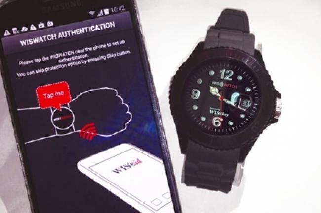 Apr�s leur association dans les wearables, Kaspersky Lab et WISeKey veulent s�curiser les donn�es sur les smartphones. (Source: Wisekey)