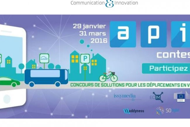 Le concours de programmation organis� par la ville d'Issy-les-Moulineaux vise � concevoir des apps qui am�lioreront les transports urbains. Cr�dit:  D.R.