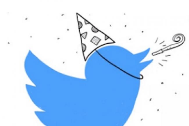 Twitter a 10 ans. (crédit : D.R.)