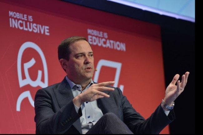 Chuck Robbins, CEO de Cisco depuis juillet 2015, poursuit la r�organisation amorc�e par l'�quipementier en 2011. Cr�dit: D.R.