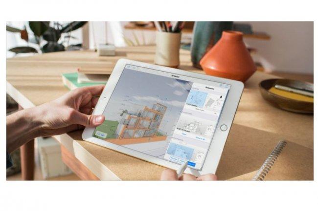 L'iPad Pro 9,7 pouces a été annoncé par Apple le 21 mars. (crédit : D.R.)