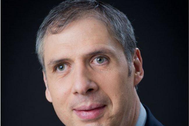 François-Xavier Beauval, le dirigant d'usedSoft France est désormais à la tête d'une équipe de six personnes. Crédit photo : D.R.