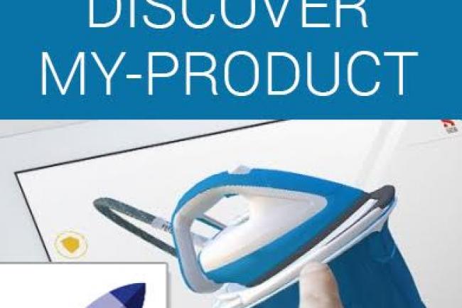 Discover-My-Product, soutenu par le CIP, concourt dans la catégorie transformation de France Entreprise Digital 2016. (crédit : D.R.)