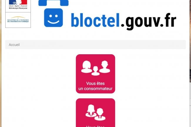 Harcelés au téléphone pour se faire vendre une cuisine ? A partir du 1er juin 2016, on peut s'inscrire gratuitement sur Bloctel.gouv.fr pour faire cesser les sonneries intempestives. (crédit : D.R.)