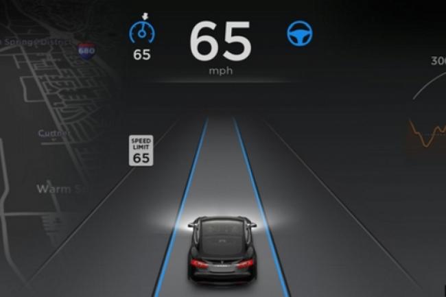 Tesla est impliqué dans un accident mortel d'un véhicule dont la conduite autonome était activée. (crédit : D.R.)