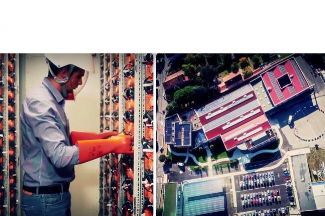 Engie s'est associé avec IBM pour développer des services dans le domaine des smartcities. (crédit : D.R.)