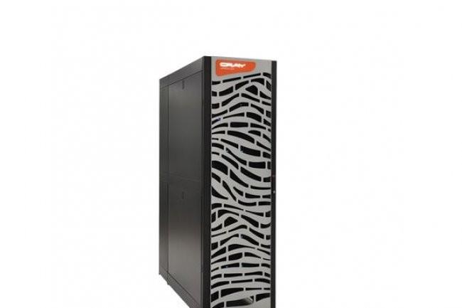 Le service Cyber Reconnaissance and Analytics proposé sur abonnement par Deloitte et Cray s'appuie sur la plateforme Urika-GX (ci-dessus) du fabricant de supercalculateurs.