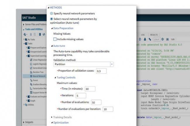 SAS apporte à sa plateforme cloud-ready Viya des fonctions de machine learning pour tenter de résoudre plus rapidement des problèmes complexes. (crédit : D.R.)