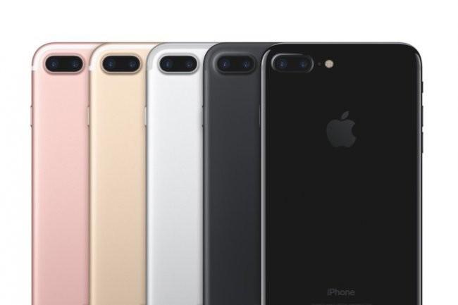 En attendant l'iPhone 7S et son écran Oled, Apple commercialise depuis peu ses modèles 7 avec 32 à 256 Go.