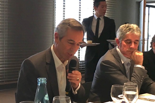 Godefroy de Bentzmann, président du Syntec Numérique, se réjouit que les budgets des DSI soient en augmentation.
