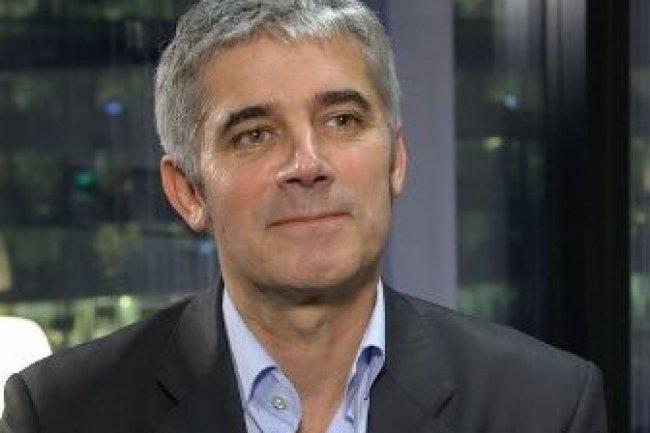 Pour Pascal Brier, vice-président du Syntec, l'industrie doit rapidement rattraper son retard dans le domaine de la transformation numérique. (Crédit D.R.)