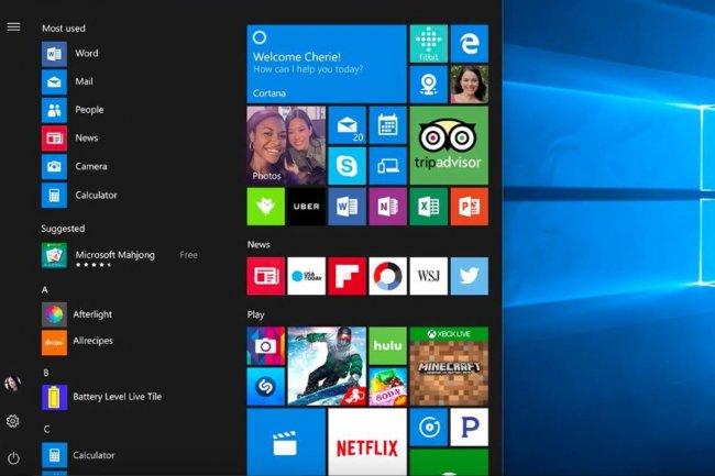 Cortana pourra bientôt activer un PC à la voix, même sur de longues distances. Crédit: DR.