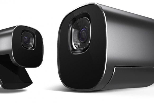 La solution Simply Visio Nomade repose sur la caméra TE10 de Huawei.