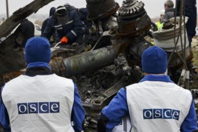 Les observateurs de l'OSCE en Ukraine sont sur le front pour constater les manquements au respect des cessez-le-feu sur des zones de conflit. (crédit : D.R.)