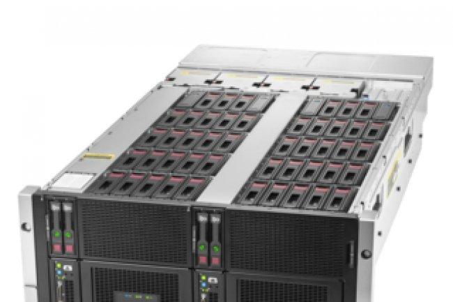 L'Apollo 4520 de HPE fait partie des solutions qui ont permis au constructeur de capter 35,8% du marché mondial des serveur HPC au troisième trimestre 2016.