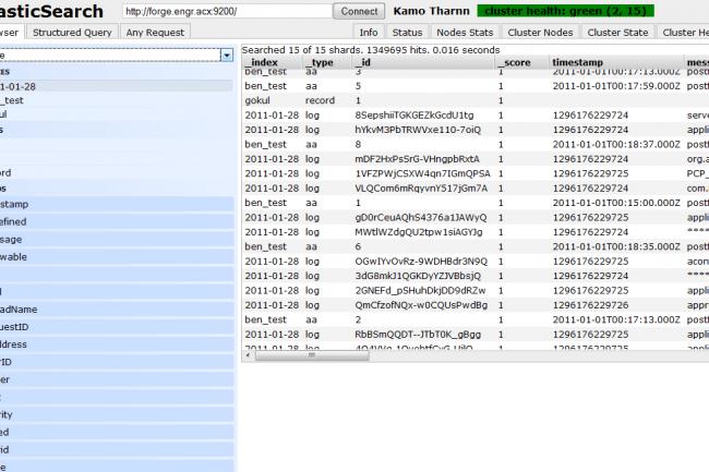35 000 clusters Elasticsearch pourraient être infectés par un ransomware. (Crédit D.R.)