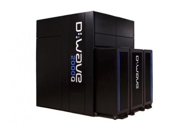 Le 2000Q de D-Wave se présente comme un ordinateur quantique d'une puissance de 2000 qubits. Son prix : 15 millions de dollars.