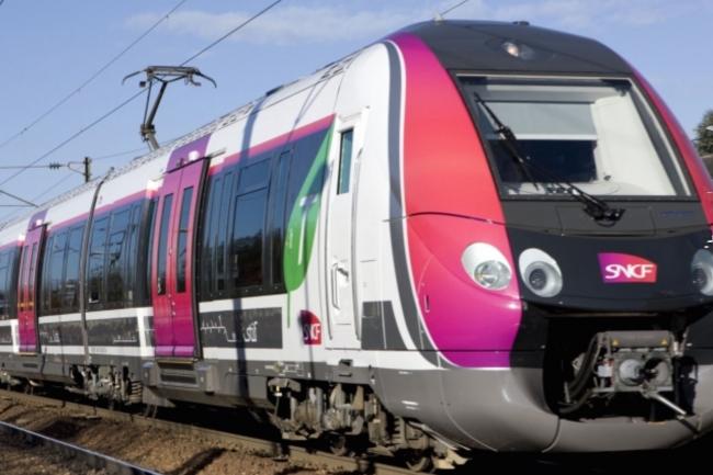 Sur les lignes Transilien de SNCF, des trains de nouvelle génération remontent des données en temps réel vers la plateforme Watson IoT. (crédit : SNCF.com)