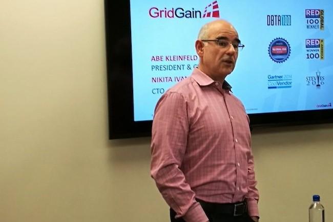 CEO de GridGain, Abe Kleinfeld ambitionne de démocratiser l'in-memory avec une solution open source pour les bases SQL et NoSQL. (crédit : D.R.)