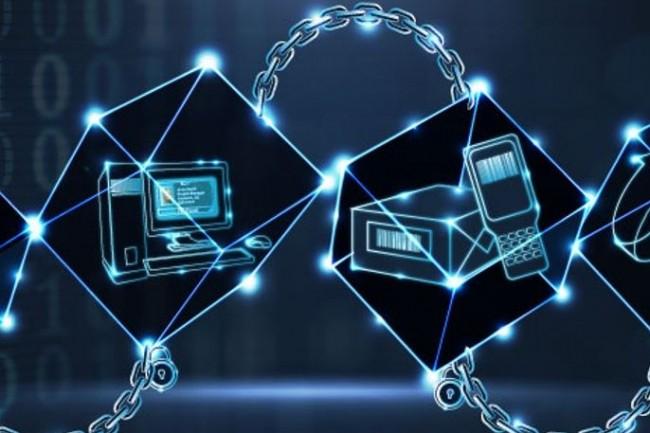 Après avoir lancé ses 1ers services Blockchain dans le domaine de la banque et de la santé en 2016, IBM étend son offre à l'IT. (crédit : D.R.)