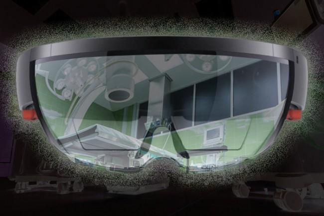 HoloLens, support de vente pour les fabricants de matériel médical