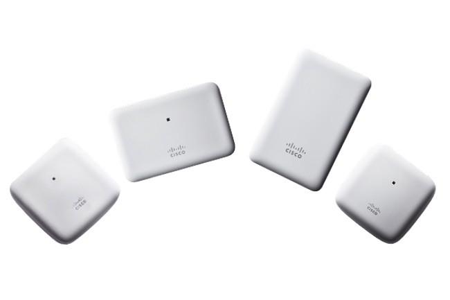Avec sa gamme de point d'accès pour les réseaux intérieurs Cisco 1815, l'équipementier souhaite conquérir le marché des PME.