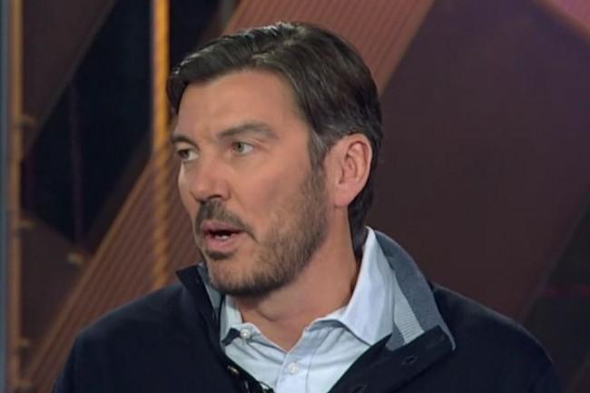 Tim Armstrong, CEO d'AOL, s'est exprimé lors d'une interview à CNBC sur le regroupement d'AOL et Yahoo dans Oath. (crédit : D.R.)