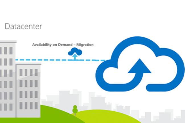 Microsoft encourage ses clients à migrer leurs charges de travail vers le cloud public Azure.