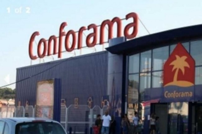 Le site marchand de Conforama intègre désormais d'autres gammes que celles des magasins physiques. (crédit : D.R.)