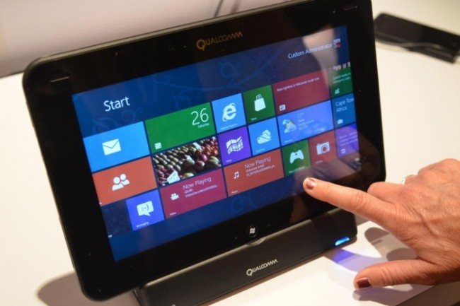 Qualcomm compte annoncer un PC ARM sous Windows 10  fin 2017, reste � convaincre les clients... (cr�dit Qualcomm)