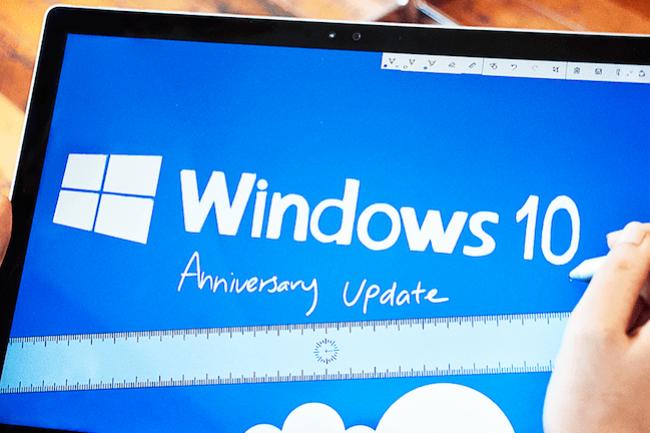 Windows 10: 2 mises à jour par an pour les entreprises