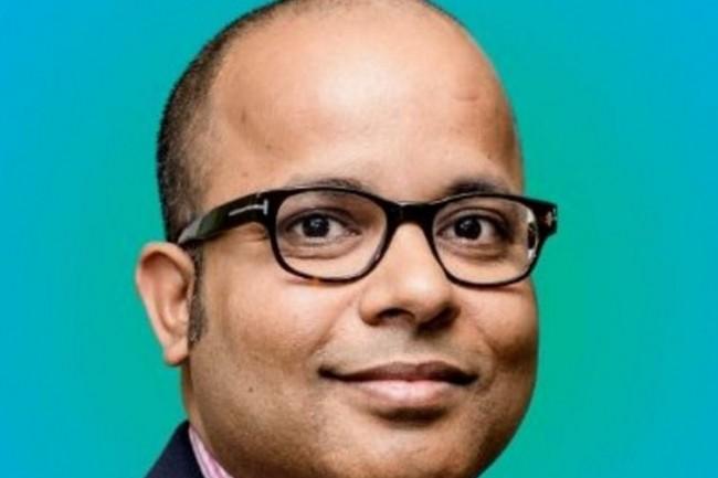 Bipul Sinha, co-fondateur et CEO de Rubrik, s'est distingué en tant que capital risqueur dans la société en hyperconvergence Nutanix. (crédit : D.R.)