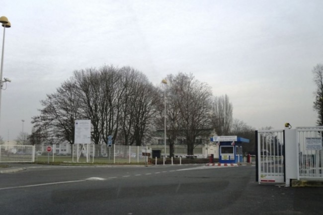 L'actuel site de la base aérienne de Brétigny-sur-Orge (Essonne) va entrer en travaux pour accueillir fin 2018 le plus grand entrepôt d'Amazon. (crédit : D.R.)