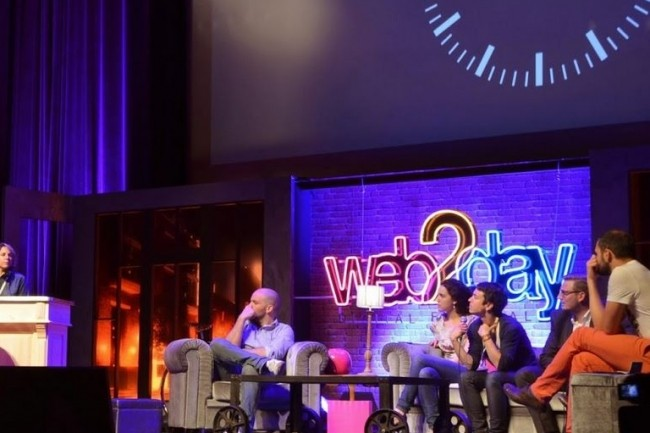 Le Web2day revient cette année à Nantes avec une formule repensée à travers 5 grandes thématiques. Crédit : D.R.