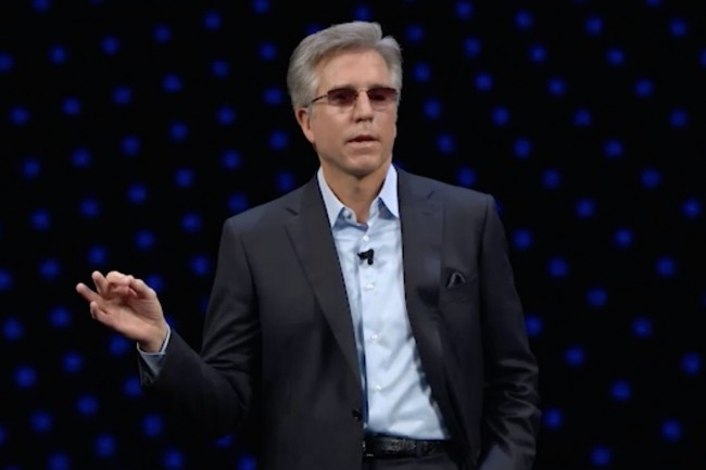 Sur Sapphire Now 2017, hier à Orlando, le CEO de SAP Bill McDermott a reconnu que la question des accès indirects aux logiciels de l'éditeur allemand générait une certaine anxiété chez les clients. (crédit : SAP)