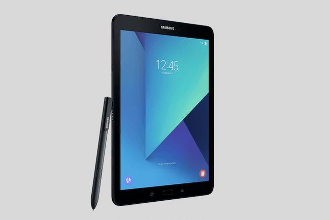 Samsung réussit à progresser sur le marché des tablettes en Europe de l'Ouest. (Crédit D.R.)