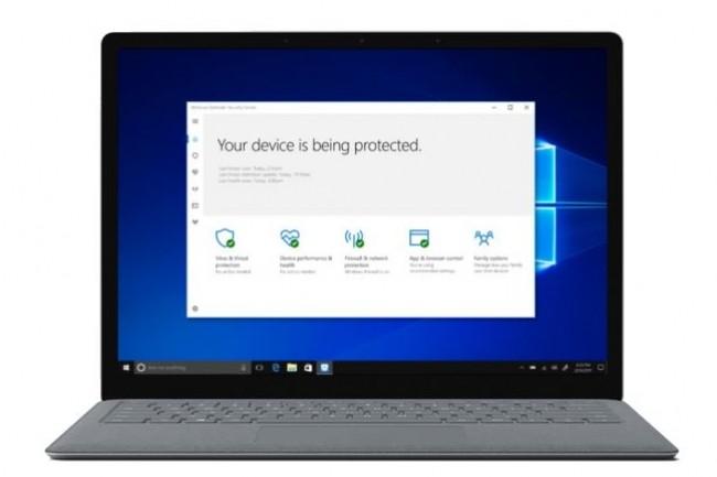 Avec Windows 10 S, Microsoft renforce le périmètre de sécurité autour de son OS à l'attention des étudiants et du grand public. Mais cela exclut du coup l'installation de Linux sur ces postes. (crédit : D.R.)