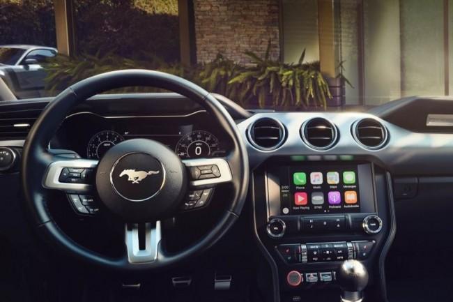 Mise à jour OTA Android Auto et Apple CarPlay pour Ford