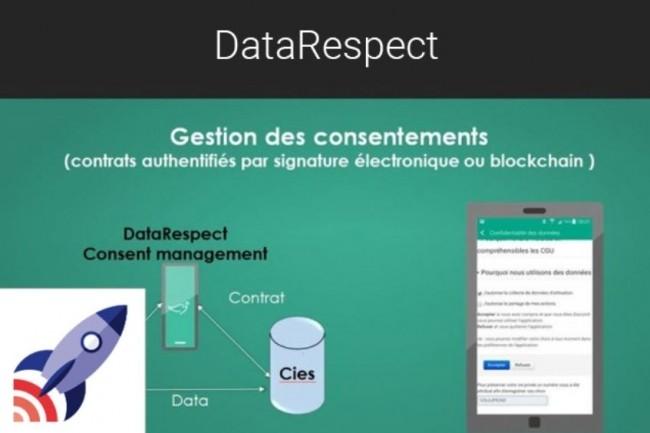Le projet DataRespect porté par DSI Gun concourt dans la catégorie Grand Prix de France Entreprise Digital 2017. (crédit : D.R.)