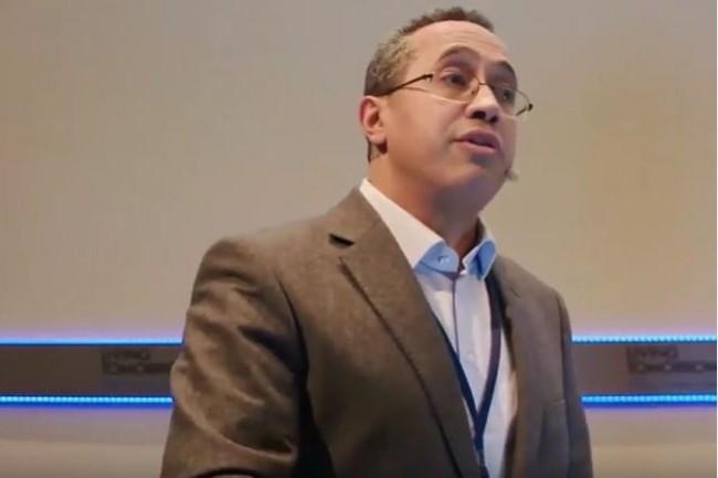 Khalil Hodaibi, président directeur général du groupe belge SOA People, affiche des objectifs ambitieux pour 2022 avec un doublement du chiffre d'affaires actuel. (crédit : D.R.)