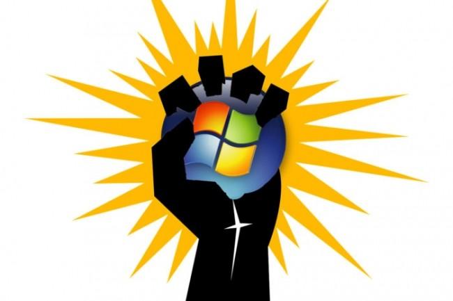 Windows 10 est encore en évaluation dans la plupart des entreprises. (Crédit D.R.)