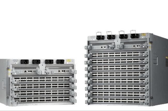 Sur le marché des switchs haut de gamme, Cisco doit faire avec les produits d'Arista.
