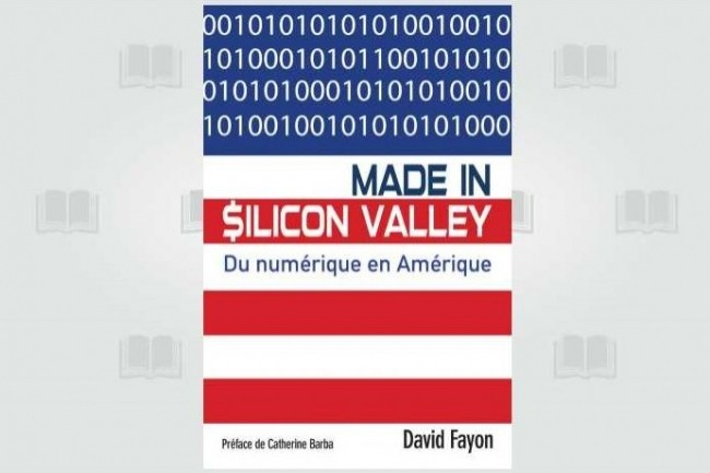David Fayon vient de publier « Made in Silicon Valley » aux éditions Pearson.
