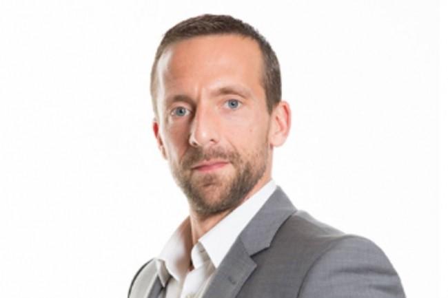 Eric Baudart, le directeur de la BU digitale de Ricoh dont il vient de prendre la tête espère que celle-ci réalisera 5 M€ de CA d'ici un an. (crédit : D.R.)