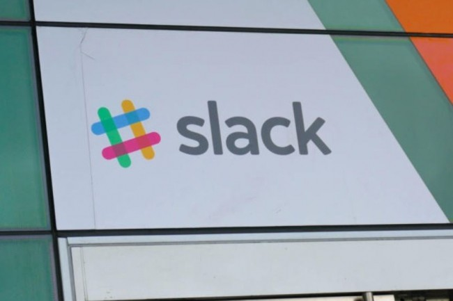 La pépite du collaboratif cloud Slack pourrait tomber dans l'escarcelle d'Amazon. (crédit : Magdalena Petrova)
